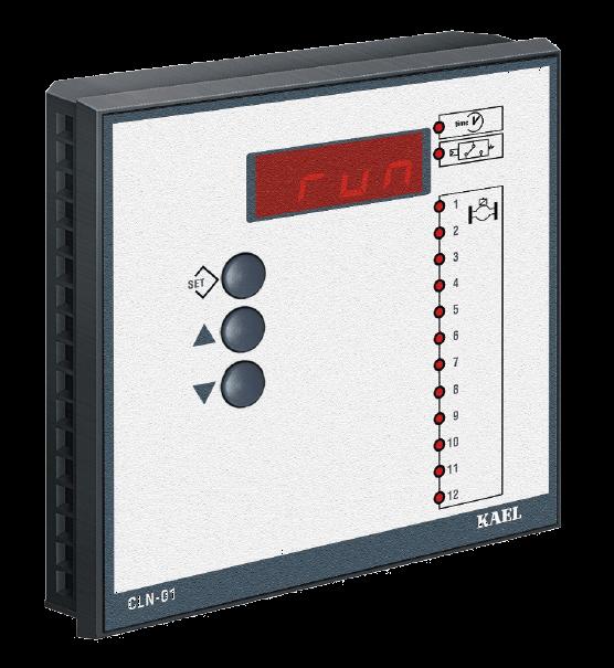 CLN-01 Filitre Temizlik Kontrol Cihazı