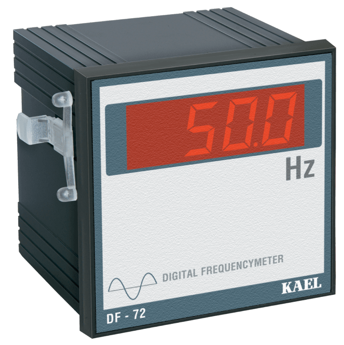 DF72 / Dijital Frekansmetre