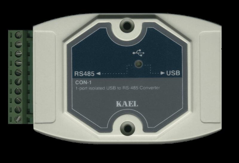 con-1  RS485-USB Dönüştürücü