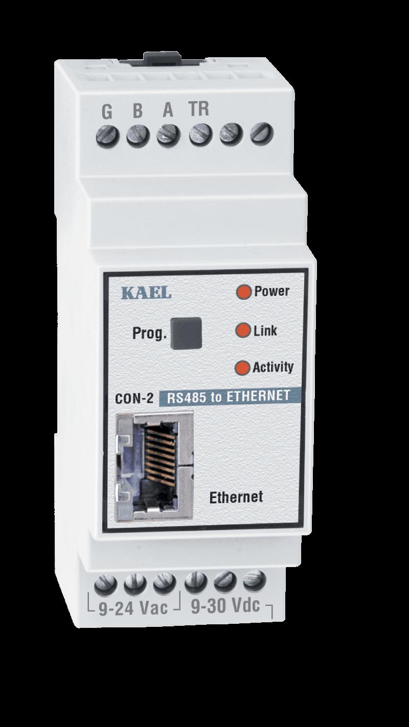 con-5   RS485 Ethernet Dönüştürücü