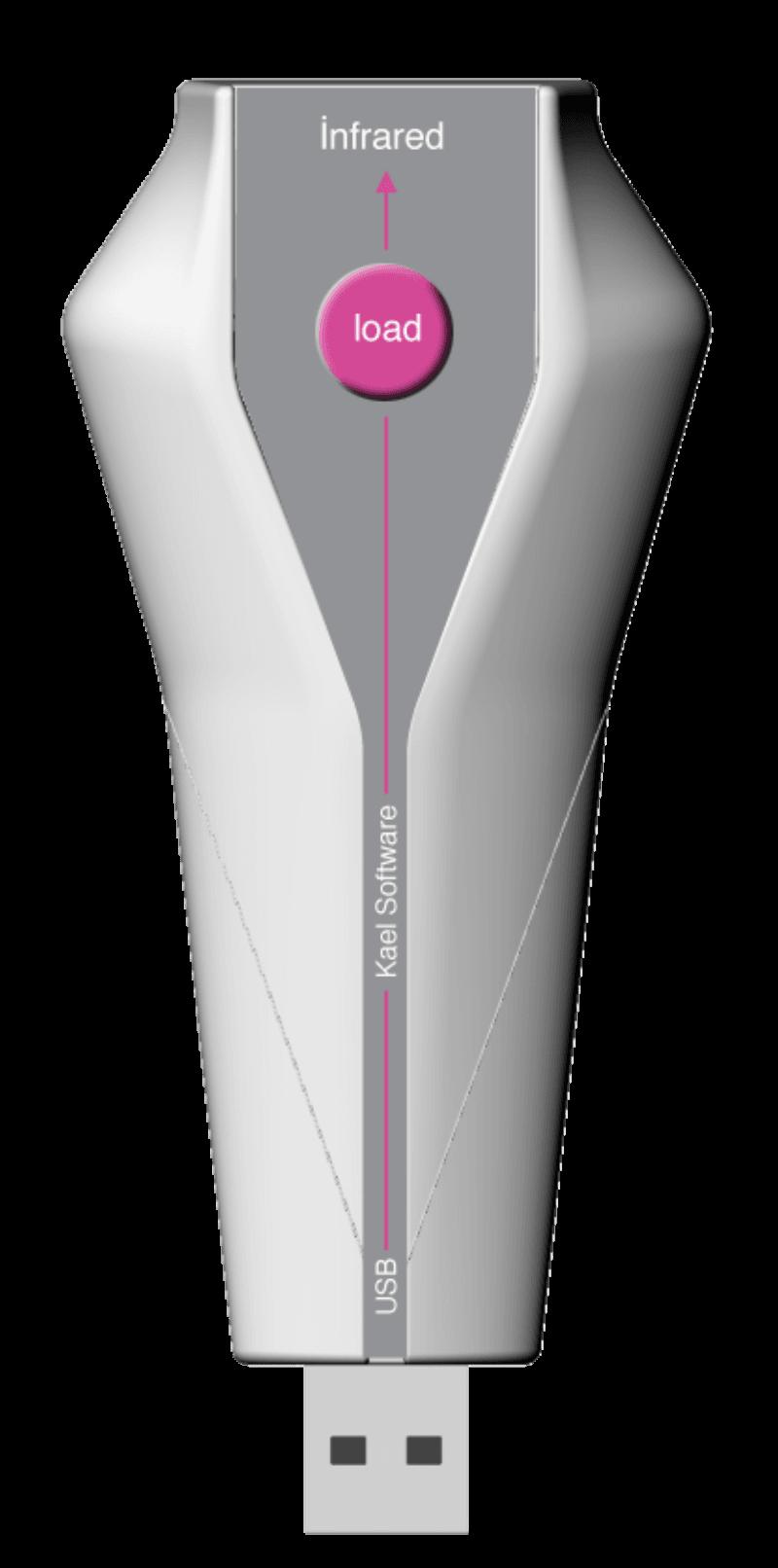 con-3   USB-Infrared Veri Aktarıcı