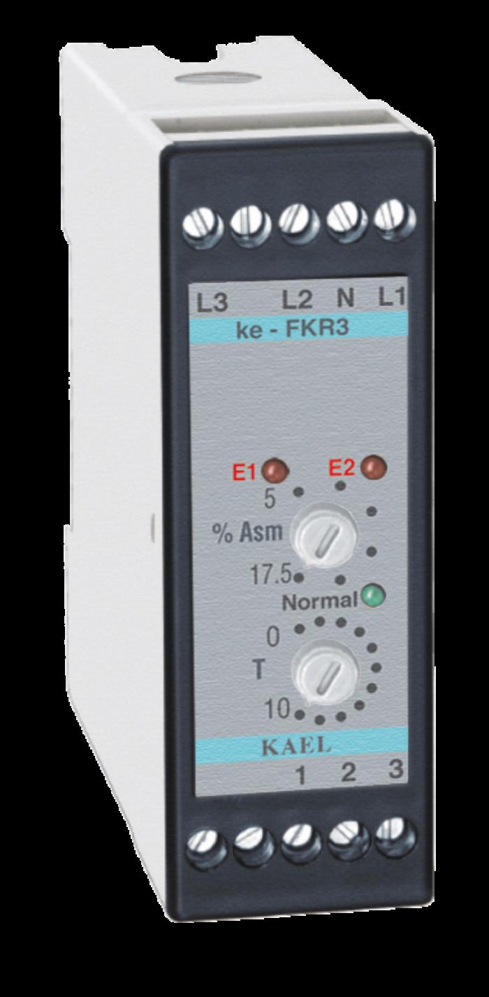 ke - FKR3 / Faz Sıralamalı Faz Koruma Rölesi