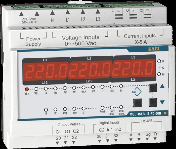 MULTISER-11-PC-DIN